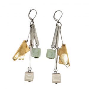vasco earrings from Anne-Marie Chagnon